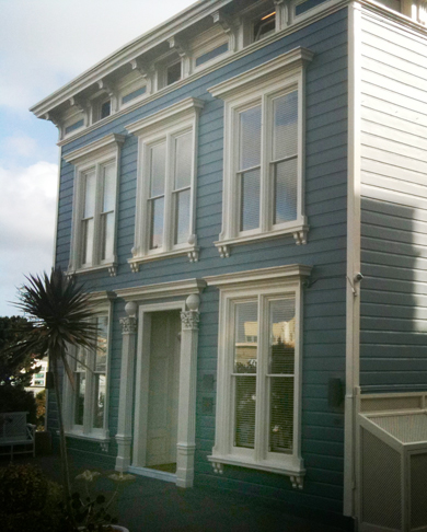 Residential painting in San Francisco, CA