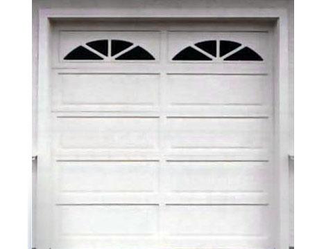 Nice Traditional Garage Doors