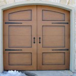 Traditional Steel Garage Doors